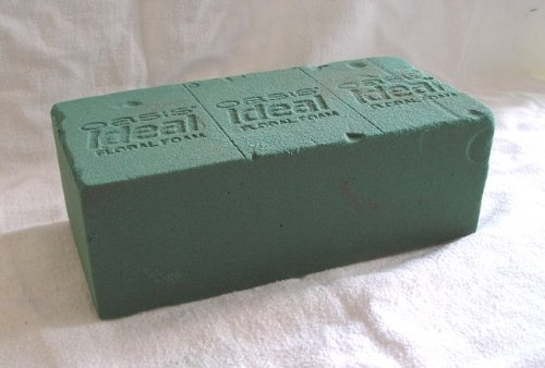Oasis Wet Floral Foam Brick by Oasis JustArtificial 1140