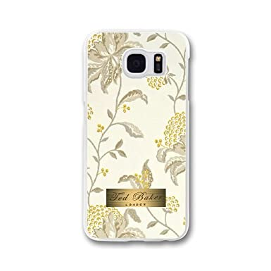 f4dabc8df Samsung Galaxy S7 Edge Phone Covers White Ted Baker Brand Logo Cell Phone  Case 2T121112: Amazon.co.uk: Electronics