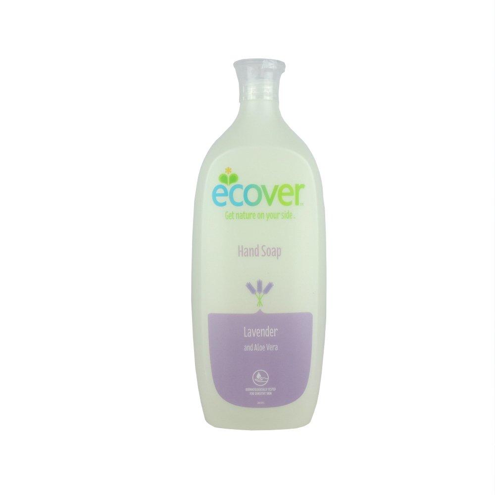 Ecover - Hand Soap Refill - Lavender & Aloe Vera - 1L (Case of 6)
