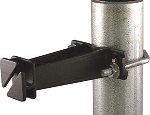 Dare Products 3359-10 831950 Tube Post Insulator (10 Pack), Black by Dare