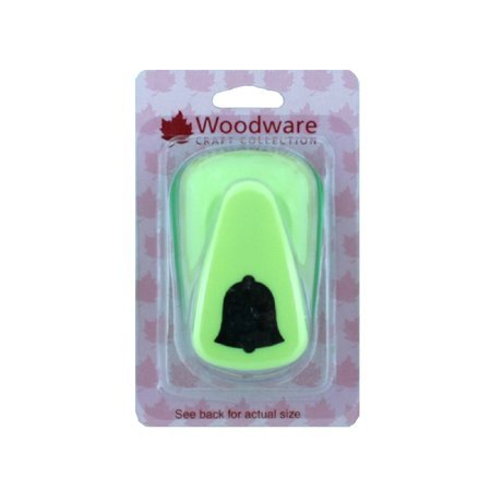 Woodware Craft Collection Large Lever Punch - Bell by Woodware Craft Collection Ltd Woodware Craft Punches