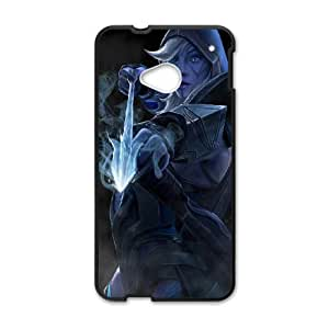 HTC One M7 Cell Phone Case Black Defense Of The Ancients Dota 2 DROW RANGER 004 VB6948015
