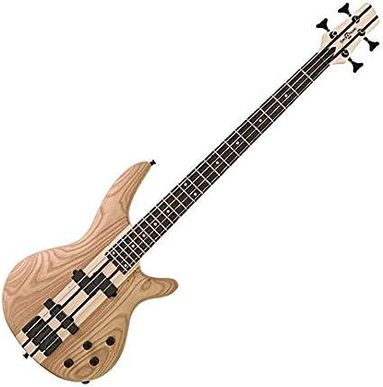 Bajo Oregon Mastil a traves del Cuerpo + Estuche de Gear4music Natural B-Stock: Amazon.es: Instrumentos musicales