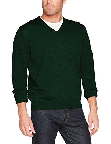 490400 Vert Homme Pull vert 279 Saule Maerz Owx4qC4