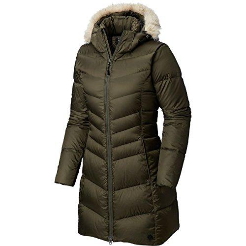 - Mountain Hardwear Women's Downtown¿ Coat Peatmoss X-Small