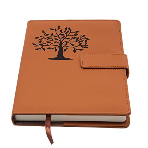 Perfect size personal bound leather journal pu for Office design journal
