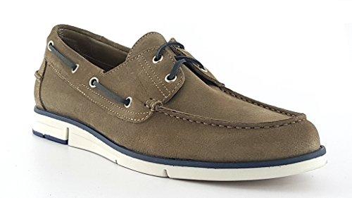 Soldini Men's Loafer Flats Beige WnZpq