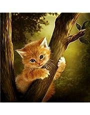 Puzzels Houten puzzel van 1000 stukjes voor volwassenen of kinderen Dierlijke kat Grote puzzel Speelgoed Creatief kunstwerk Cadeau voor woondecoratie Elk stuk is uniek