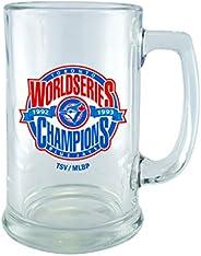 MLB Toronto Blue Jays 1992 World Series Champions Beer Stein, 15-Ounce