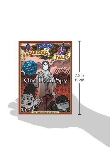 Nathan Hale's Hazardous Tales: One Dead Spy by Amulet Books (Image #2)