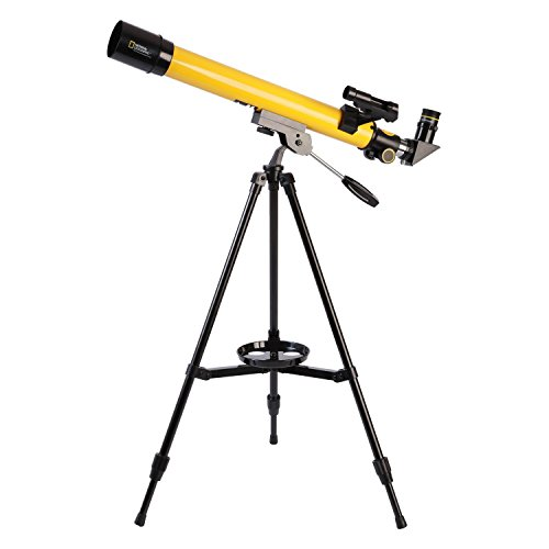 NATIONAL GEOGRAPHIC 50MM Plössl Telescope, (Best National Geographic Telescopes)