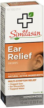 Similasan Earache Relief Ear Drops 10 mL (3 pack)