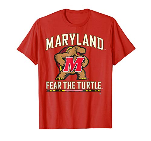 (Maryland Terrapins University Of Maryland Terps T-Shirt)
