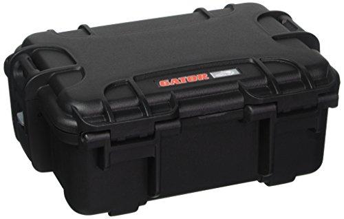 Gator Cases GU-0705-03-WPDF Titan Series Waterproof Utility/Equipment with Diced Foam Insert 7.4'' x 4.9'' x 3.1'' by Gator