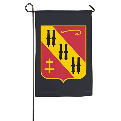 Nfuquyamluggage US America 31st Air Defense Artillery Brigade Seasonal Garden Flag Festive Flags Small Outdoor Flags