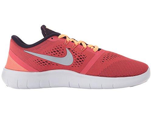 Nike 833993-801, Zapatillas de Trail Running para Mujer Naranja (Ember Glow / Metallic Silver)