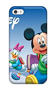 Iphone 5/5s Disney Print High Quality Tpu Gel Frame Case Cover