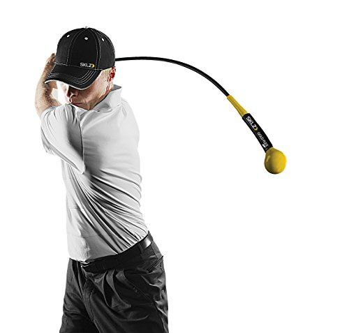 SKLZ Gold Flex – Golf Training Aid for Strength and Tempo Training / Golf Swing Trainer