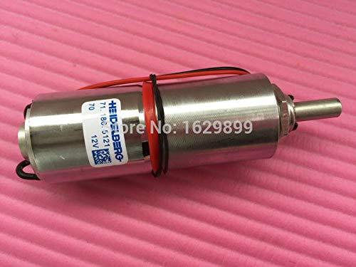 Yoton 1 piece hengoucn CD102 SM102 gear motor 71.186.5121 12V by Yoton (Image #6)