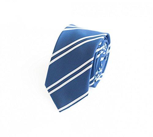 Cravate de Fabio Farini en bleu
