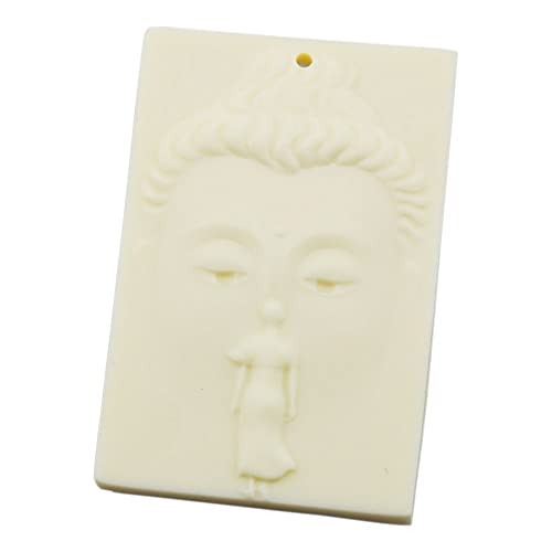 Foy mall imitation ivory chinese characters buddha necklace pendant foy mall imitation ivory chinese characters buddha necklace pendant d1071 mozeypictures Images