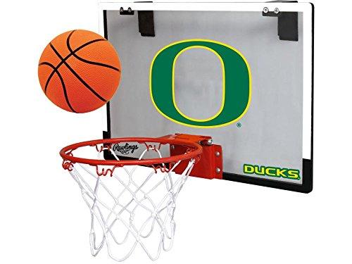 Duck Basketball (University of Oregon Ducks Indoor Basketball Hoop Set - Over the Door Game)