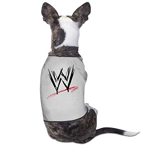 (Ultimate Warrior Logo Cute Dog Clothes Dog Sweater Coats Jackets)