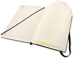 Moleskine 11362 - Agenda diaria 2016, 12 meses, tamaño bolsillo, color negro