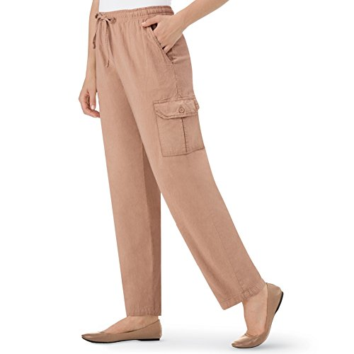 Collections Etc Womens Cargo Pocket