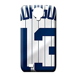samsung galaxy s4 phone back shells Retail Packaging case pictures new york yankees mlb baseball