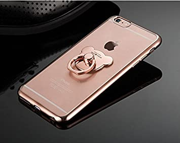 coque silicone iphone 8 plus rose gold