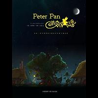 Peter Pan (Bridge Bilingual Classics) (English-Chinese Bilingual Edition) (Chinese Edition) book cover