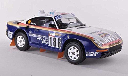 1/18 ポルシェ959/50 1986年 ダカールラリーレイド優勝車 #186 TSM121807R