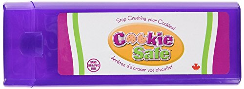 Cookie Safe Purple 2pk Diaper Bag Snack Container (Diaper Cookie)