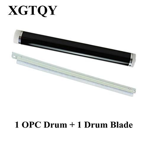 XGTQY OPC Drum + Blade for Kyocera FS 1016 1028 1128MFP 1100 1300D 1320 TK110 130 140 Printer Cartridge