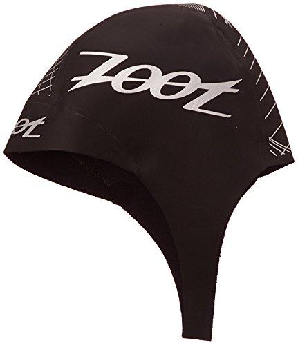 ZOOT Swimfit Neoprene Cap, Black, Small/Medium - Zoot Cap