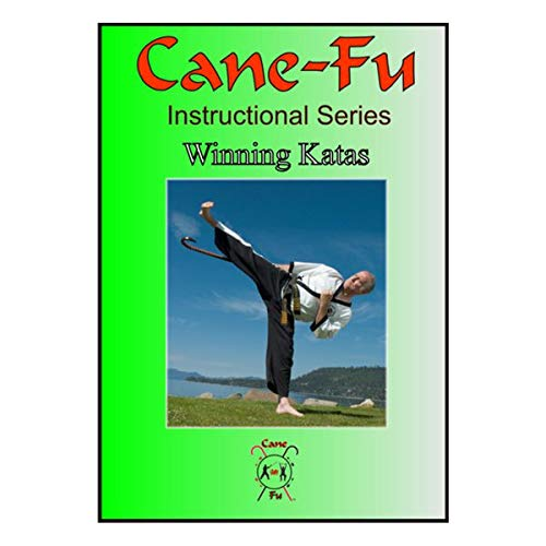 Cane Winning Tournament Karate Katas and Advanced Counters & Self Defense Techniques DVD (Kata Cane)