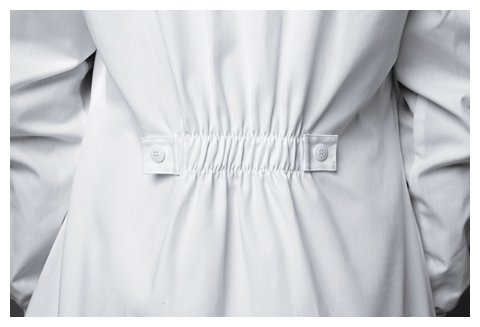 Cherokee Scrubs Embroidered Womens 30 Inch Lab Coat 1302
