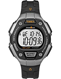 Timex TW5K89200GP Ironman 30 Lap with Black Resin Strap Watch