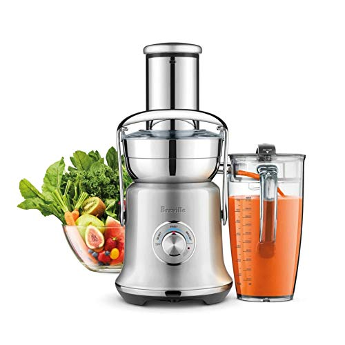 Breville the Juice Fountain Cold XL Extra-Large 70oz Brushed Stainless Steel Centrifugal Juicer w/Cold Spin Technology - BJE830BSS1BUS1 by Breville (Image #4)