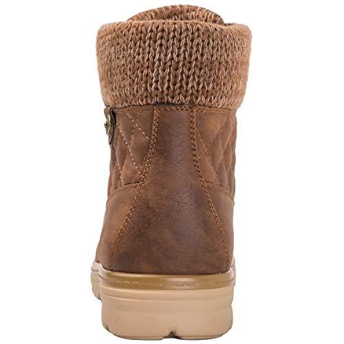 Women's Boots 1826 1826brown Fashion Globalwin v0dqv