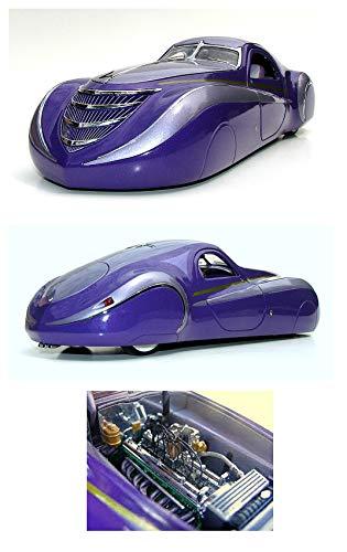 Qiyun Franklin Mint 1939 Duesenberg Coupe Simone 1 24 Scale Die Cast B11XK61 Model Car (Mint Collectible Cars Franklin)