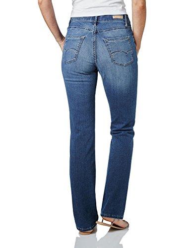 Jeans Femme Blue Bleu stone Kate Pioneer 265 Blau Droit Used gqU1wp1x5B