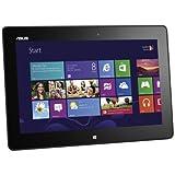 Asus VivoTab ME400C 25,7 cm (10,1 Zoll) Tablet-PC (Intel Atom Z2760, 1,8GHz, 2GB RAM, 64GB SSD, PowerVR SGX545, Win 8) schwarz