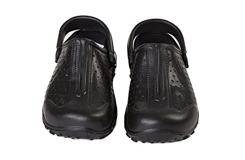 Natural Black Clog Ultralite Uniforms Pin 9012 61f6prwx