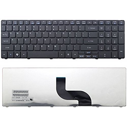wangpeng Generic New Laptop Keyboard for ACER Aspire P5WE6 P5WE0 P7YE5 PEW71 PEW72 PEW76 US Black color