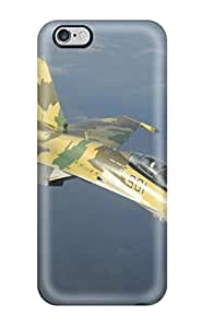 AnnDavidson SkgEGqo14035KeUCF Protective Case For Iphone 6 Plus(jet Fighter)