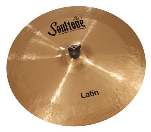 """Soultone Cymbals LTN-CRS15-15"""" Latin Crash from Soultone Cymbals"""
