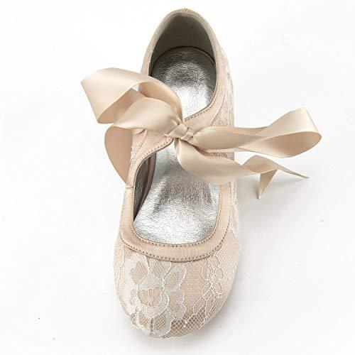 Hochzeit Toe 3 Kinder Closed Sommer cm Stiletto Party Abend Schuhe Frauen High Heels amp; Elobaby aTqAf