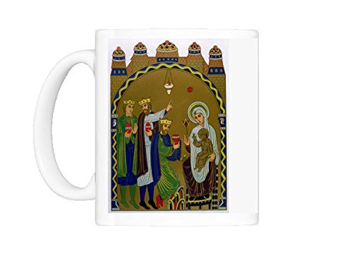 Photo Mug Of Adoration Of Magi (Birth Jesuss)